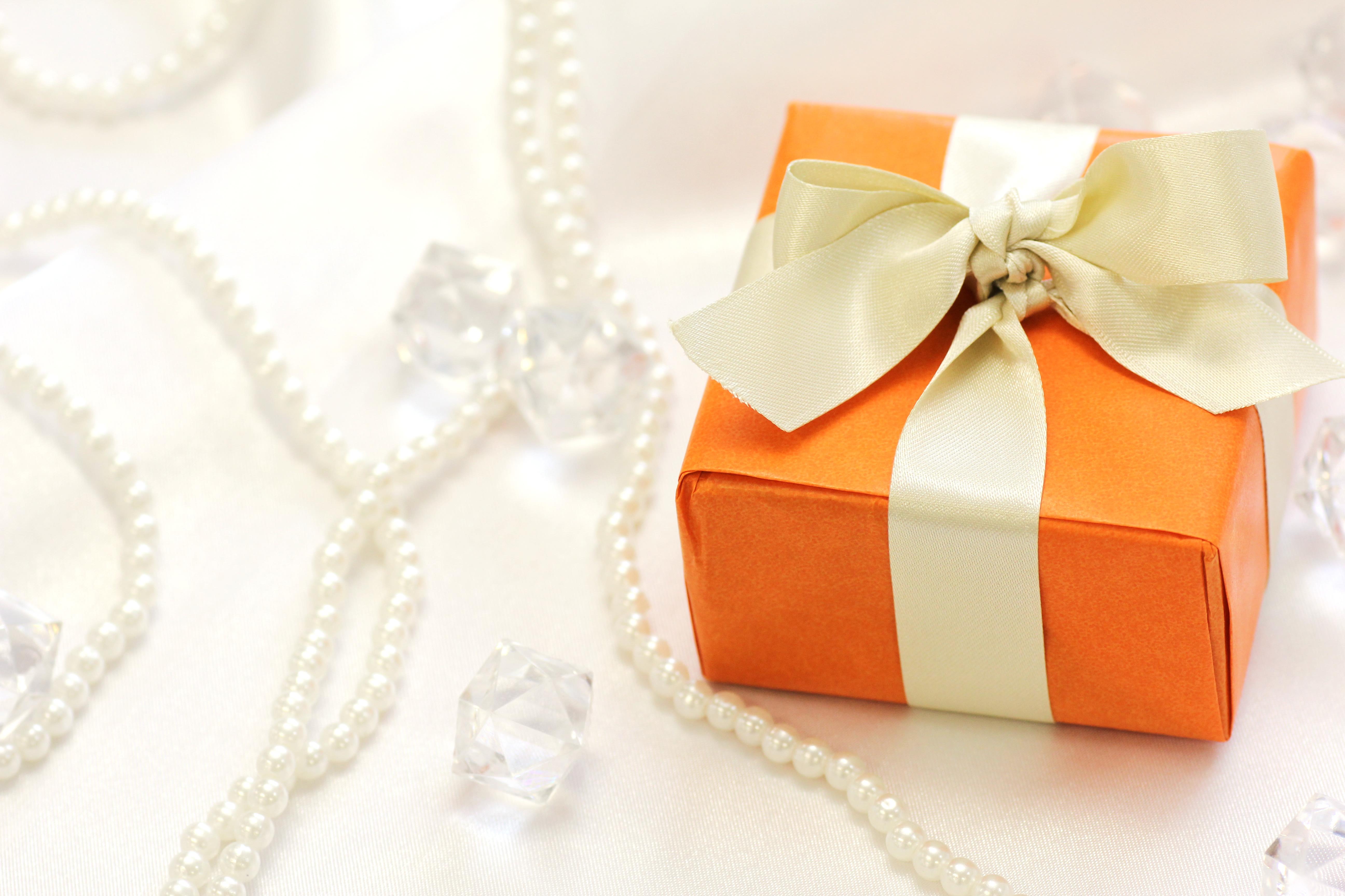 はじめてのプレゼントを選ぶ時って・・・