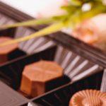 魅力的なチョコが街にあふれる時期